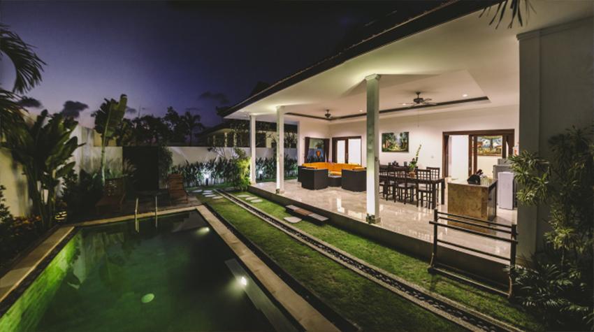 Вилла Philipe Букит Бали