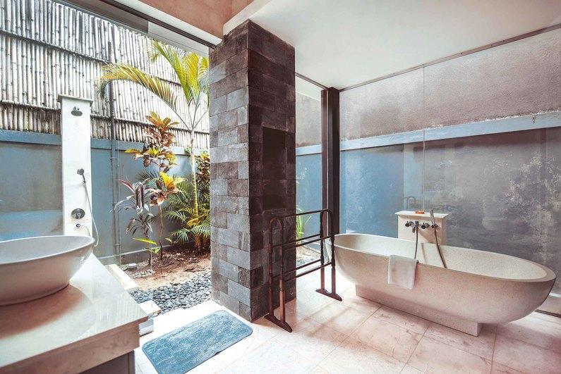 Вилла Baguz 3 спальни на год за $19000
